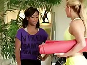 Cherie DeVille Lesbian Yoga