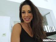 1000facials Spanish Babe Alexa Tomas