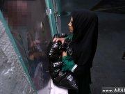 Muslim solo Desperate Arab Woman Fucks For