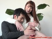 Asian newhalf ladyboy fucked after switching