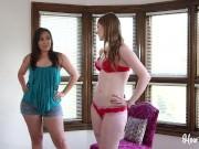 Erotic Lesbians Play - Sinn Sage with Ela Darling