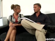 German Secretary Jennifer Love Loves To Fuck Anal