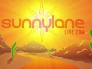 Beautiful All Natural Sunny Lane Sucks Off Lucky Fan!