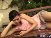 Teen gets fingered Miho gets poked in the