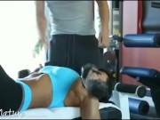 Lisa Ann Hot Workout Fuck
