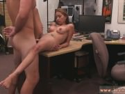 Girl with great tits blindfold sloppy