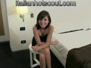 ItalianHotScout - bellissima ragazza beautiful threesome