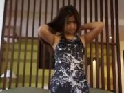 Amateur Asian slut gets pussy fucked