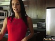 crony's step daughter blows dad first time