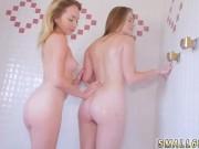Teen big tits blonde czech xxx long black