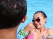 Teen piss Swimming In Semen