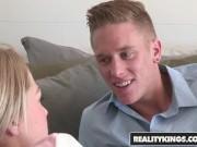 RealityKings - Moms Bang Teens - Milf Brandi Love and step daughter Zoey
